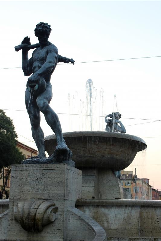 "Fontana dei due fiumi ""Panaro"" Modena - BeaDominianni - Modena (MO)"