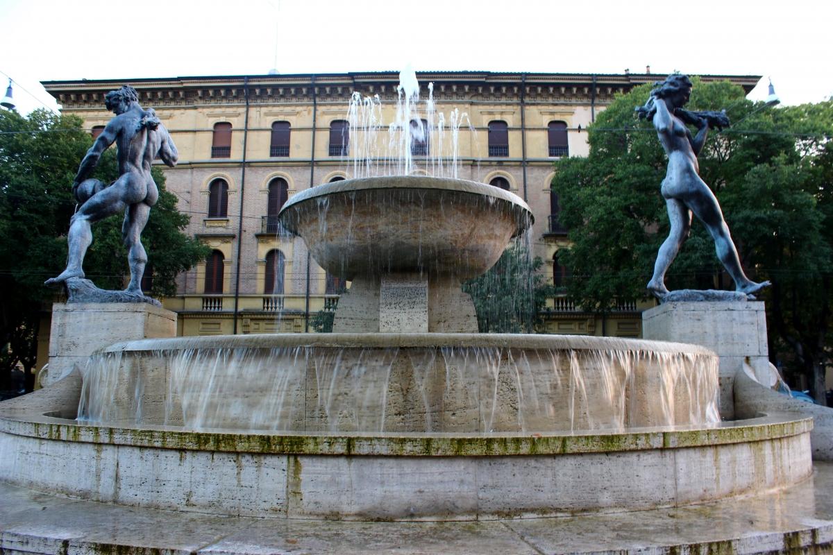 Fontana dei due fiumi Modena - BeaDominianni - Modena (MO)
