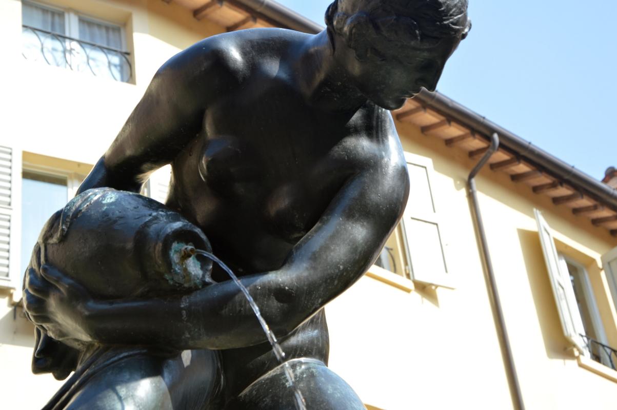 Particolare della Fontana della Ninfa - Valeriamaramotti - Modena (MO)