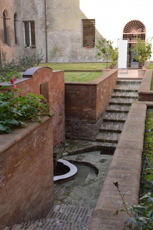 Interno Orto dei Semplici - Valeriamaramotti - Modena (MO)