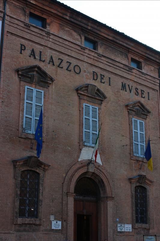 Modena Palazzo dei Musei - BeaDominianni - Modena (MO)