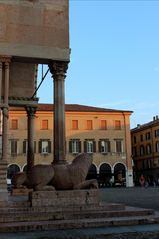 Porta dei Principi Piazza Grande Modena - BeaDominianni - Modena (MO)