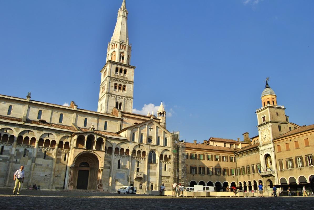 La Piazza Grande di Modena - Giorgia Violini - Modena (MO)