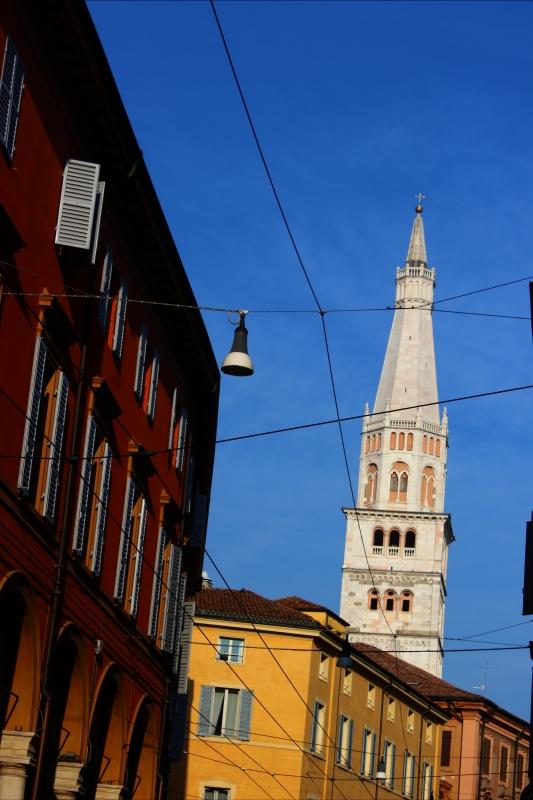 Veduta Torre Ghirlandina Modena - BeaDominianni - Modena (MO)