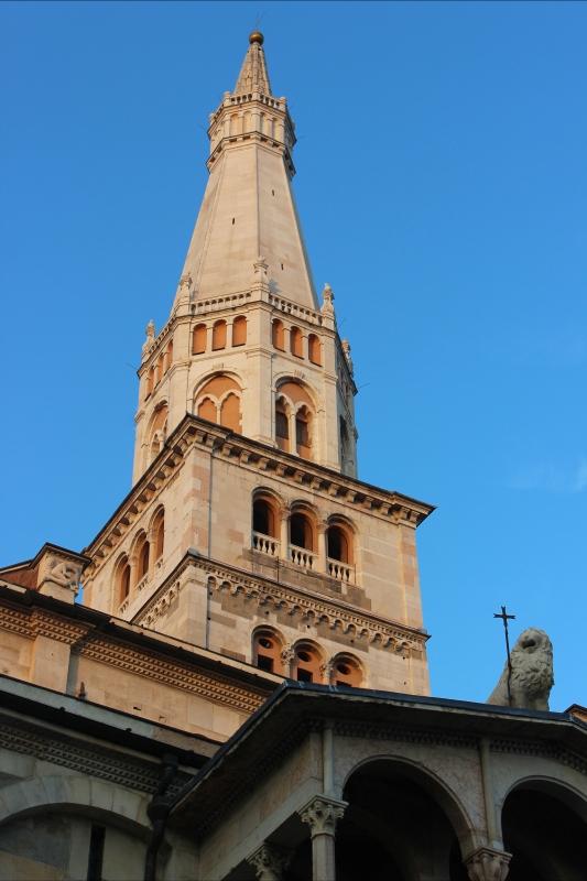 Parte Superiore della Torre Ghirlandina di Modena - BeaDominianni - Modena (MO)