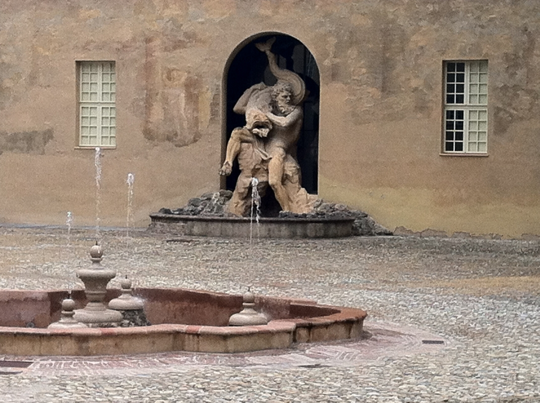 Cortile Palazzo Ducale - Francasassi - Sassuolo (MO)