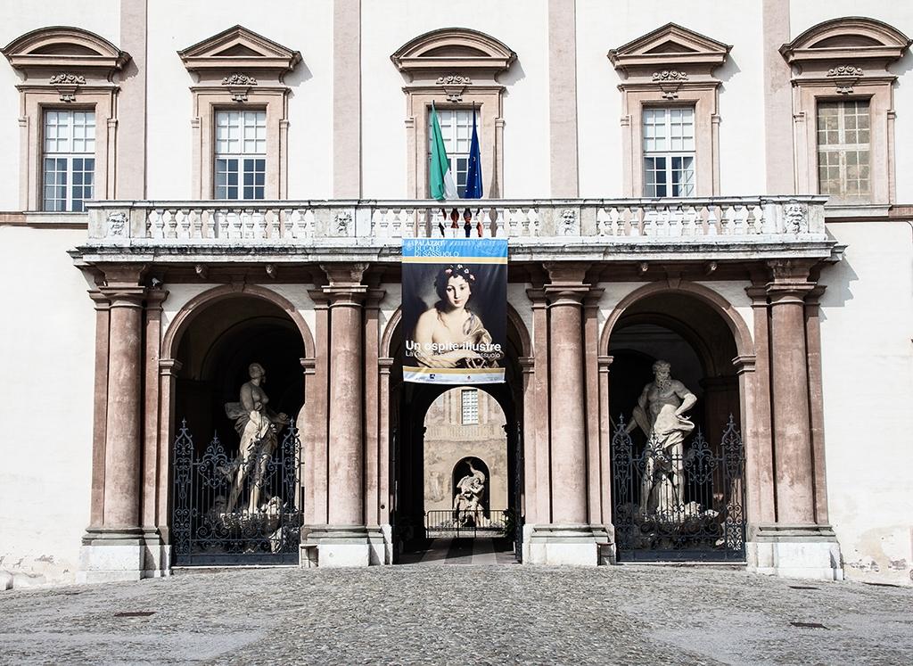 Palazzo Ducale color - Yuriciurli - Sassuolo (MO)