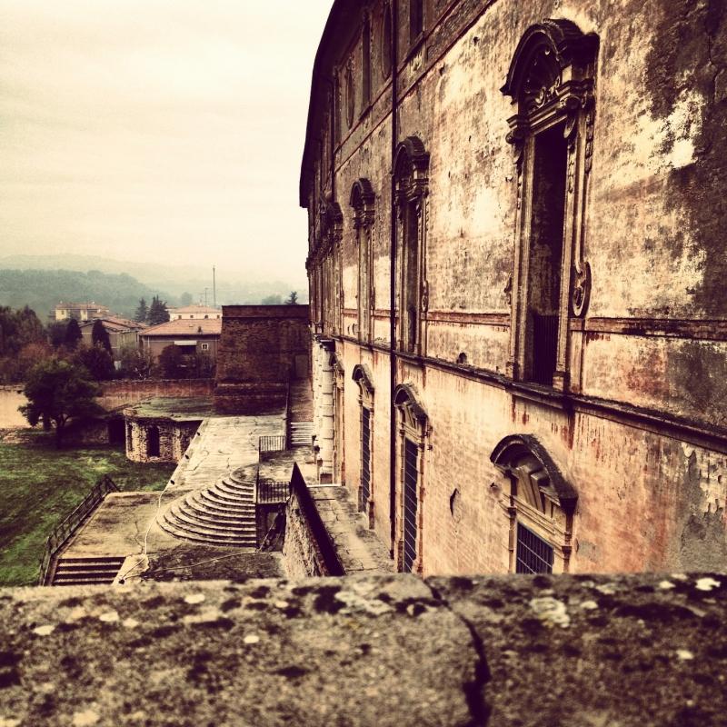 Antiche facciate - Chiara soldati - Sassuolo (MO)