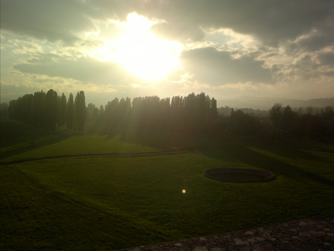 Parco Ducale (Sassuolo) - Tramonto - Dani Par - Sassuolo (MO)