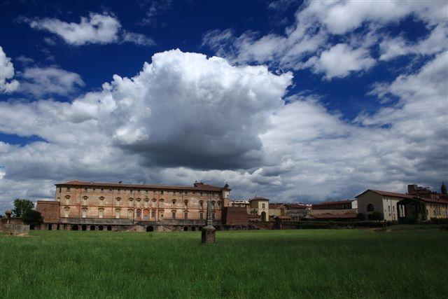 Parco ducale e palazzo - Guido rustichelli - Sassuolo (MO)