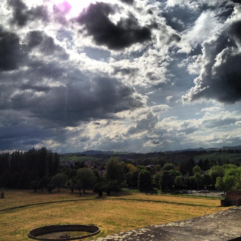 Nuvole e contrasti - Chiara Soldati - Sassuolo (MO)