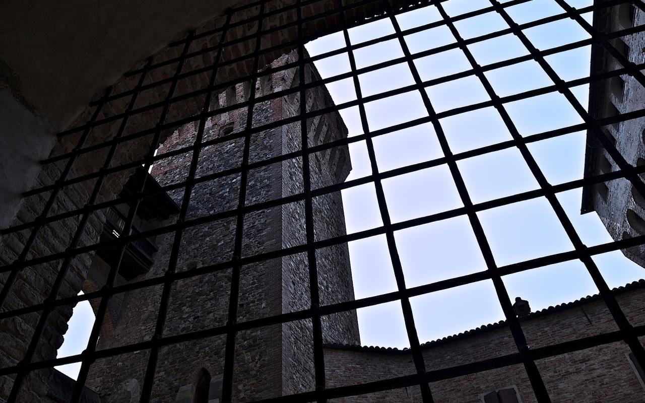 Vista della torre dall'interno - Caba2011 - Vignola (MO)