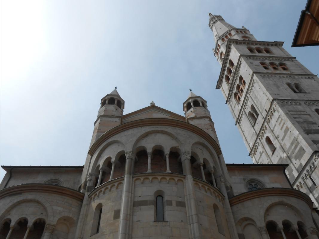 Duomo e Ghirlandina a Modena - Cristina Guaetta - Modena (MO)