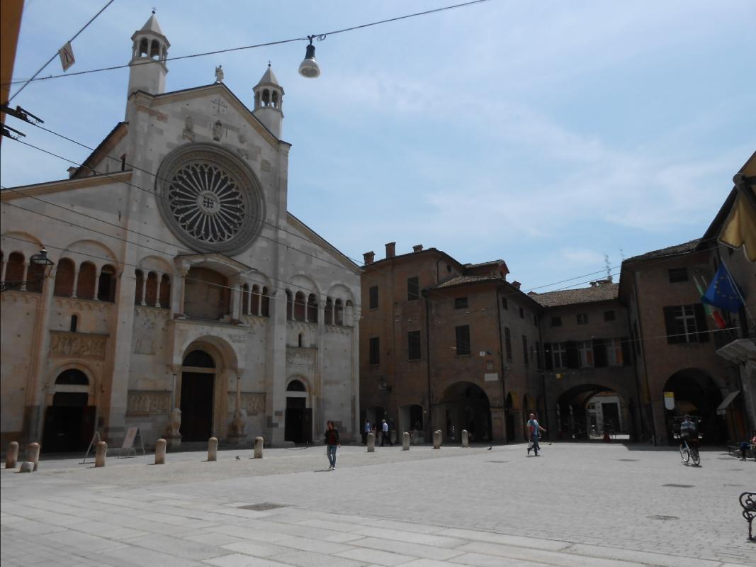 Duomo di Modena (fronte) - Cristina Guaetta - Modena (MO)
