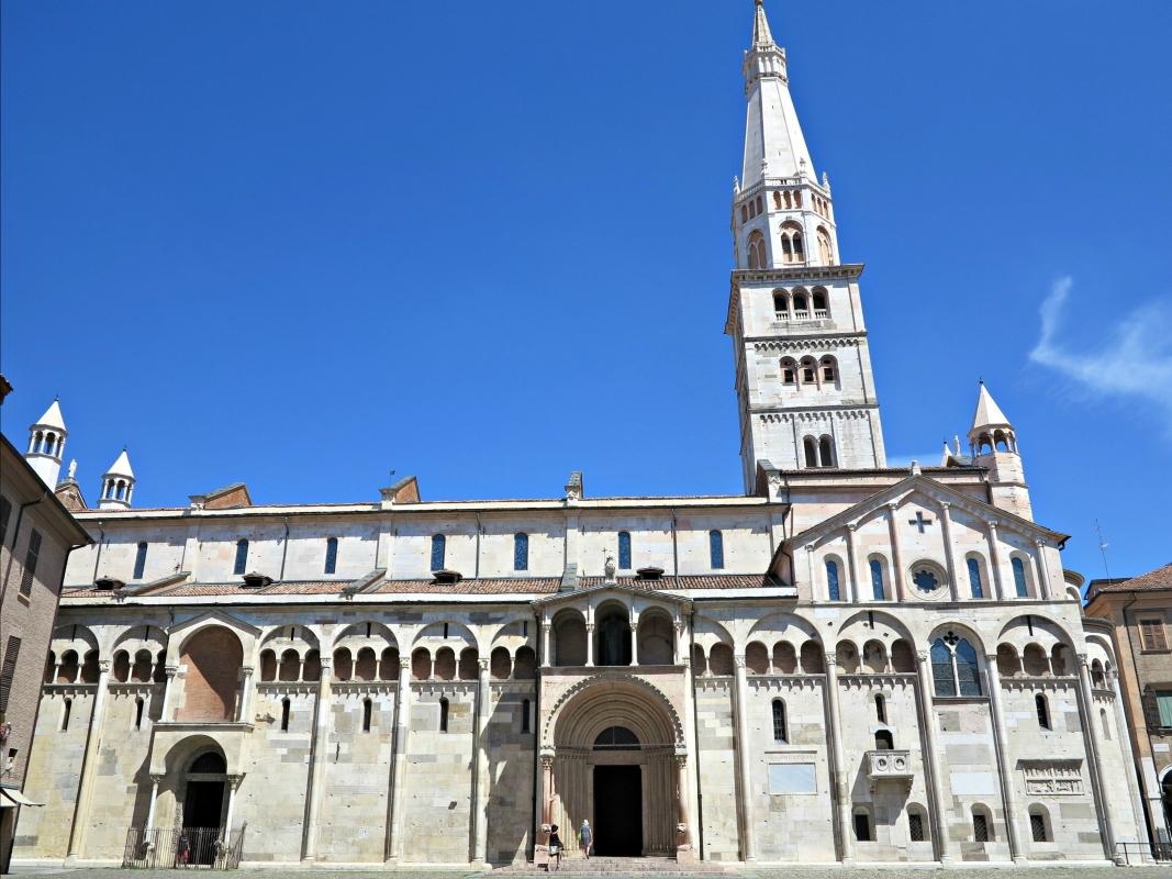 Duomo di Modena 12 - Mongolo1984 - Modena (MO)