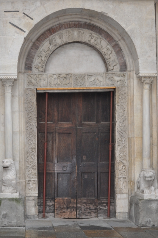 Duomo modena estero particolari - Manesti - Modena (MO)