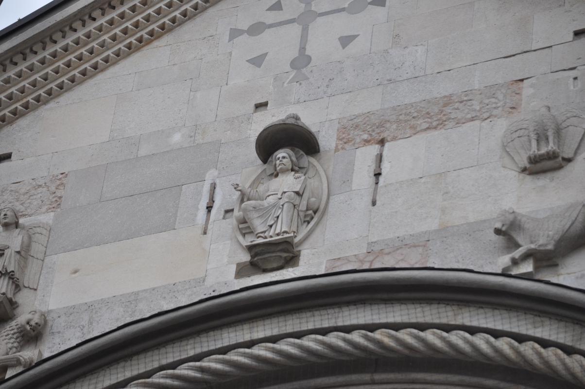Duomo modena estero porta - Manesti - Modena (MO)