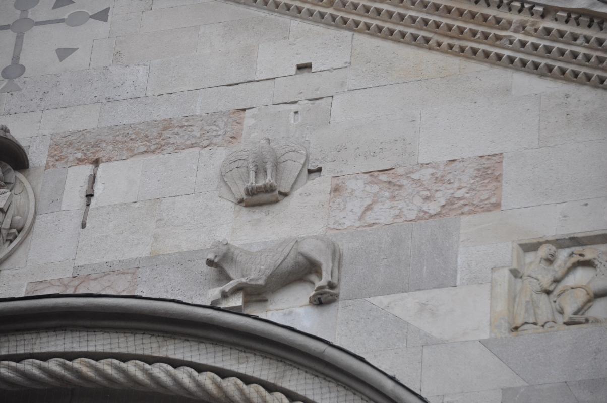 Duomo modena estero particolare - Manesti - Modena (MO)