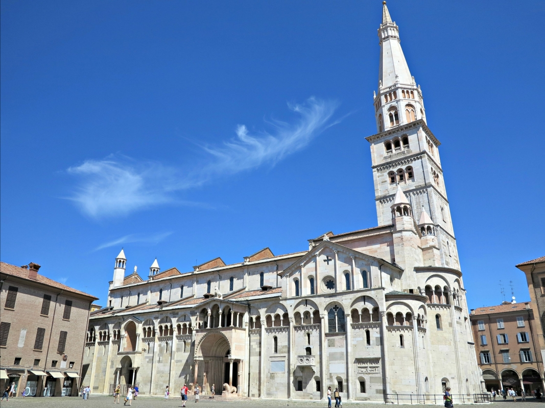 Duomo di Modena 9 - Mongolo1984 - Modena (MO)