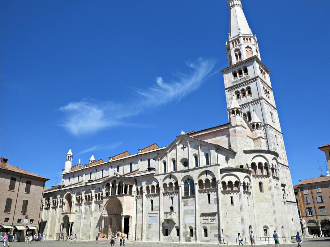 Duomo di Modena 7 - Mongolo1984 - Modena (MO)