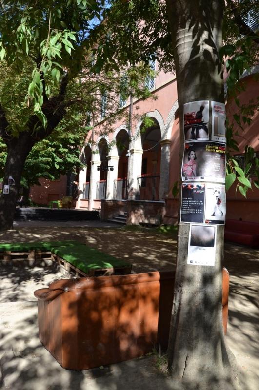Cortile ex Ospedale Sant'Agostino - Maxy.champ - Modena (MO)