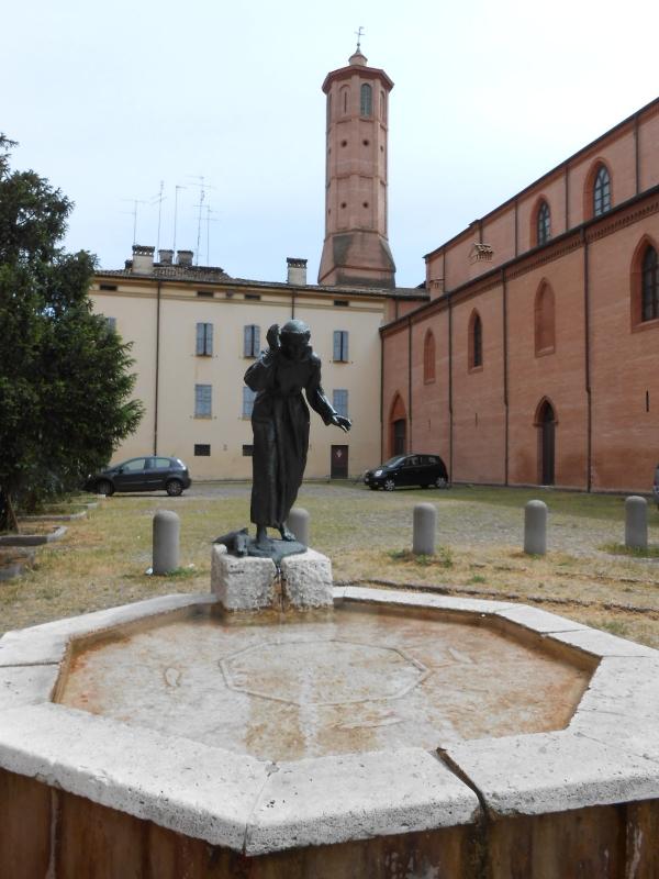 Fontana di San Francesco (Modena) - Cristina Guaetta - Modena (MO)