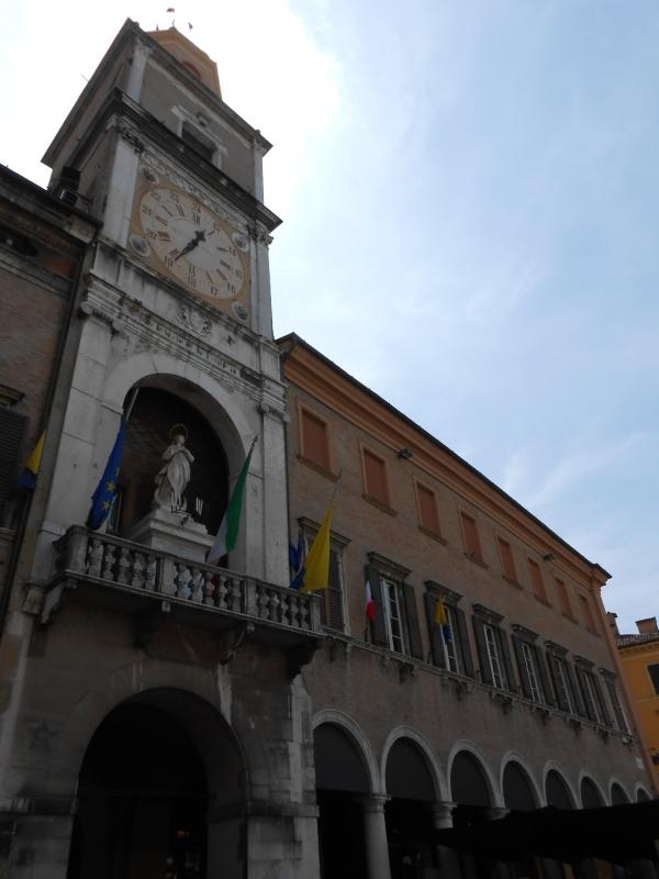 Palazzo Comunale di Modena (dettaglio) - Cristina Guaetta - Modena (MO)