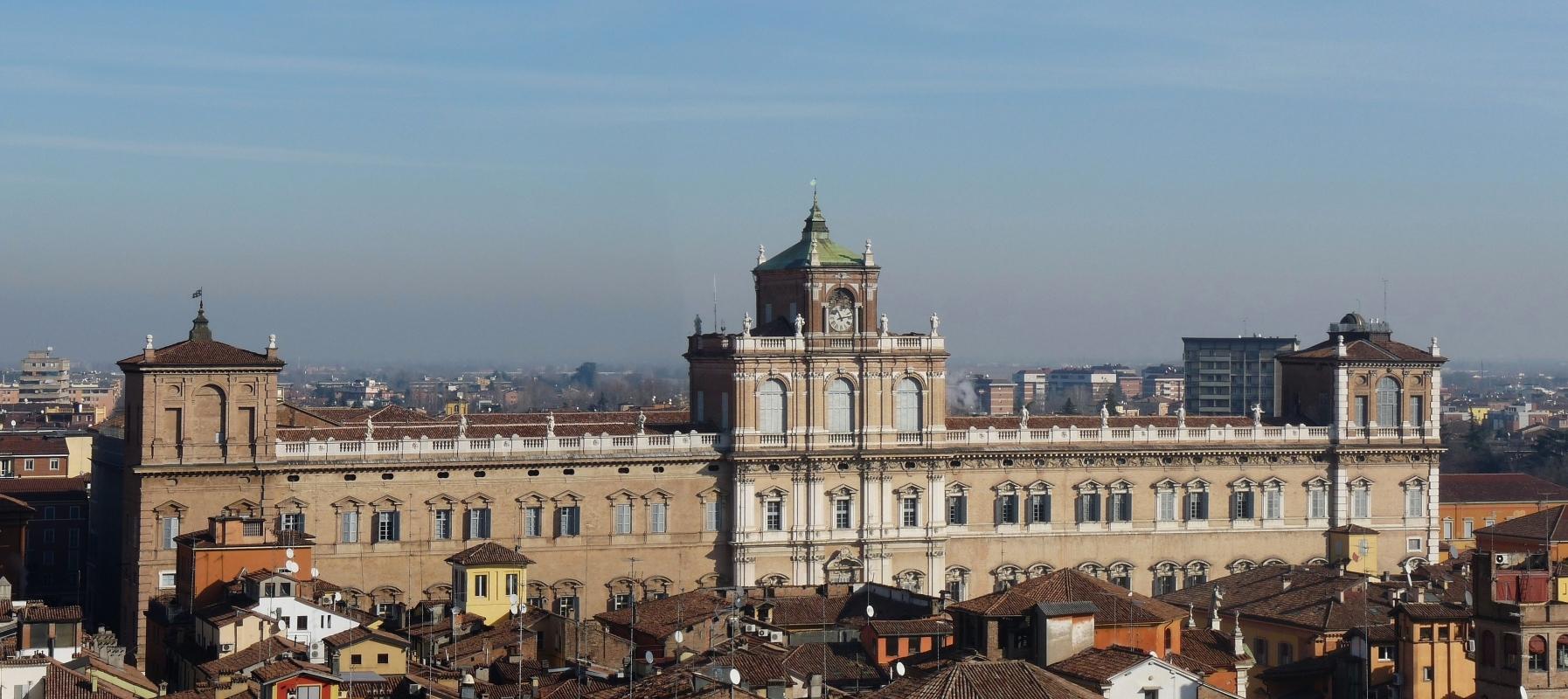 Palazzo Ducale di Modena sede dell'Accademia Militare - Mfran22 - Modena (MO)