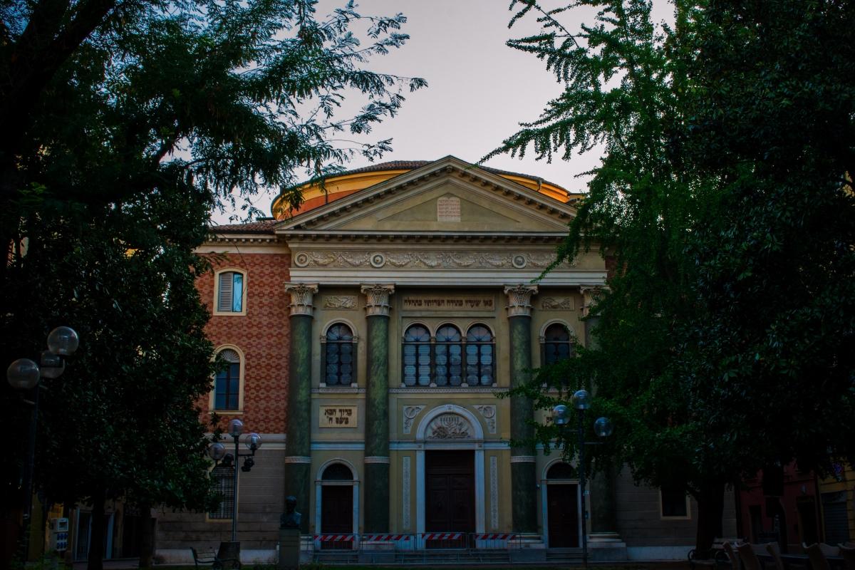 Sinagoga di modena - Alessandro mazzucchi - Modena (MO)
