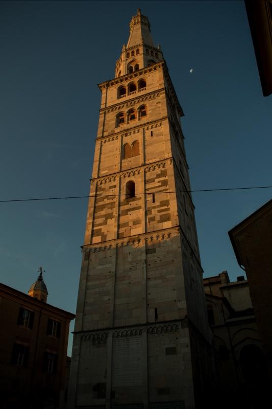 Torre ghirlandina - Alessandro mazzucchi - Modena (MO)