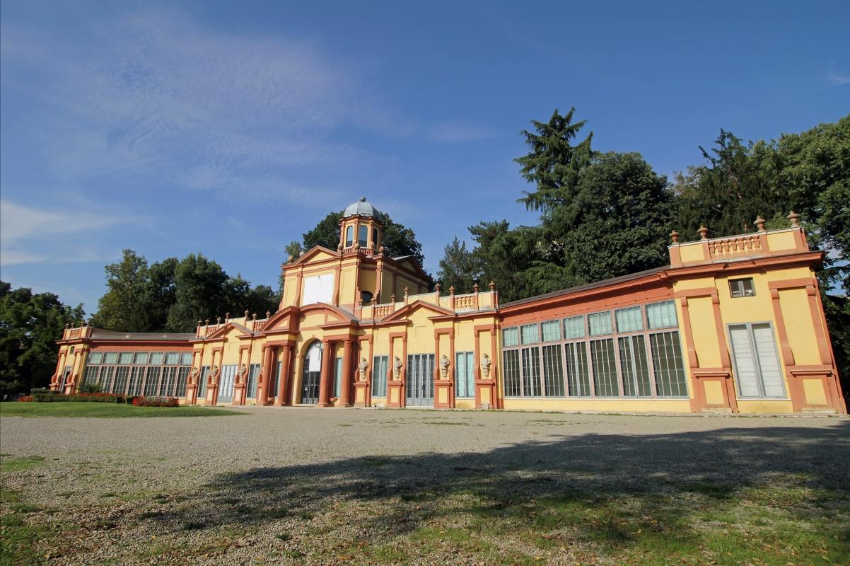 Palazzina dei Giardini pubblici 02 - Francesco Morelli - Castelvetro di Modena (MO)