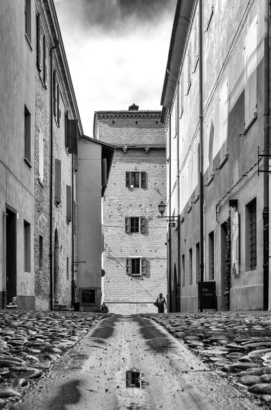 Dentro il borgo storico - Loris.tagliazucchi - Castelvetro di Modena (MO)