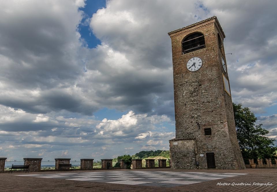 Torre Orologio Castelvetro Modena - MatteoQuattrini - Castelvetro di Modena (MO)