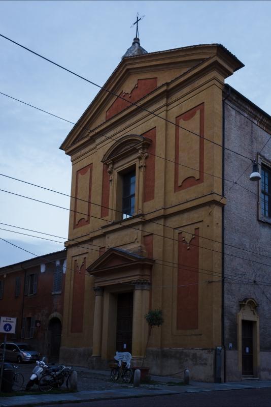 Chiesa di San Biagio, Modena - Acnaibinidrat - Modena (MO)