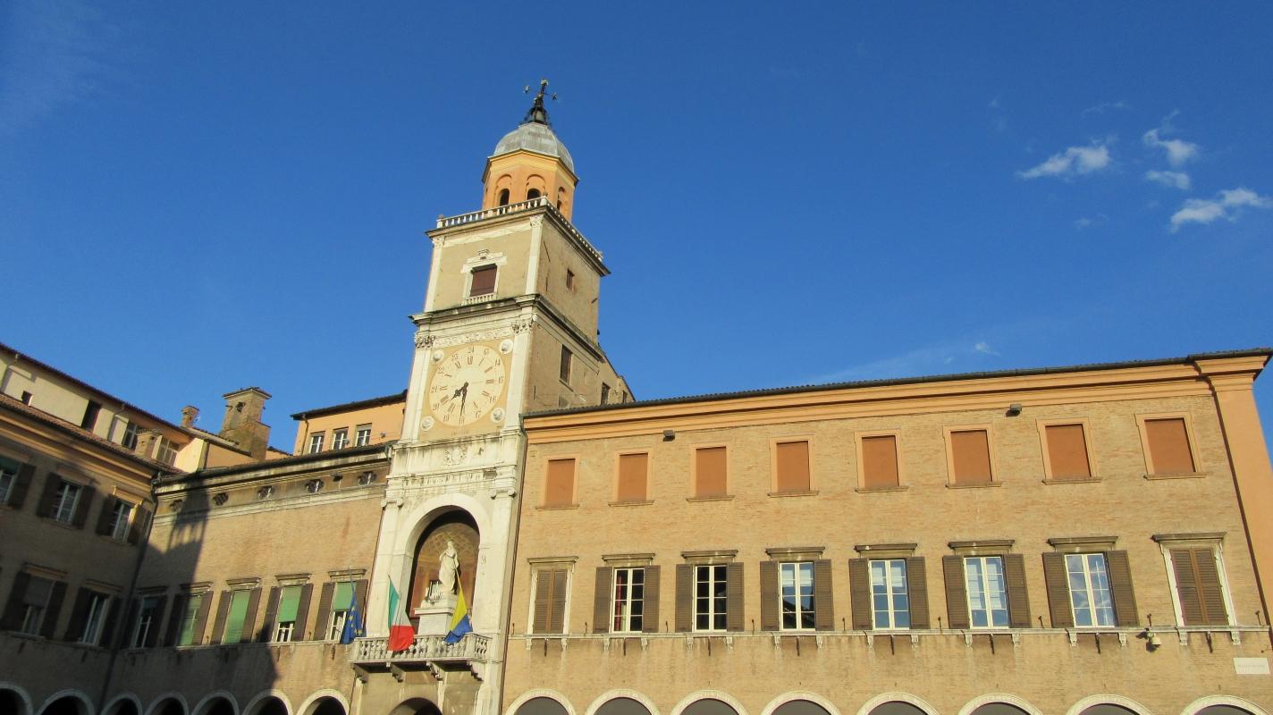 Palazzo Comunale 02 - Cyberkeak - Modena (MO)