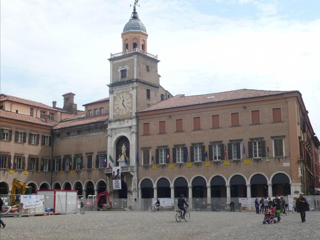 Palazzo Comunale - Modena - RatMan1234 - Modena (MO)