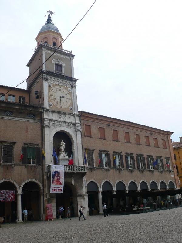 Palazzo comunale - - RatMan1234 - Modena (MO)