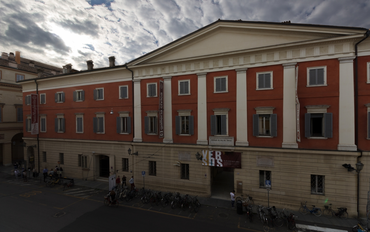 Palazzo Santa Margherita - Acnaibinidrat - Modena (MO)