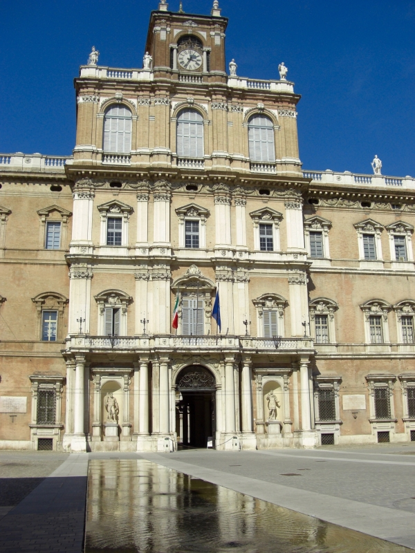 Piazzale Roma riflessi - Clawsb - Modena (MO)