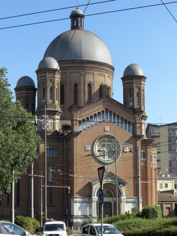 Il Tempio e la città attorno - Clawsb - Modena (MO)