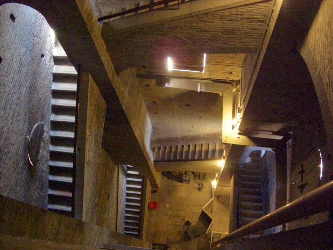 Torre Ghirlandina Geometrie - Clawsb - Modena (MO)