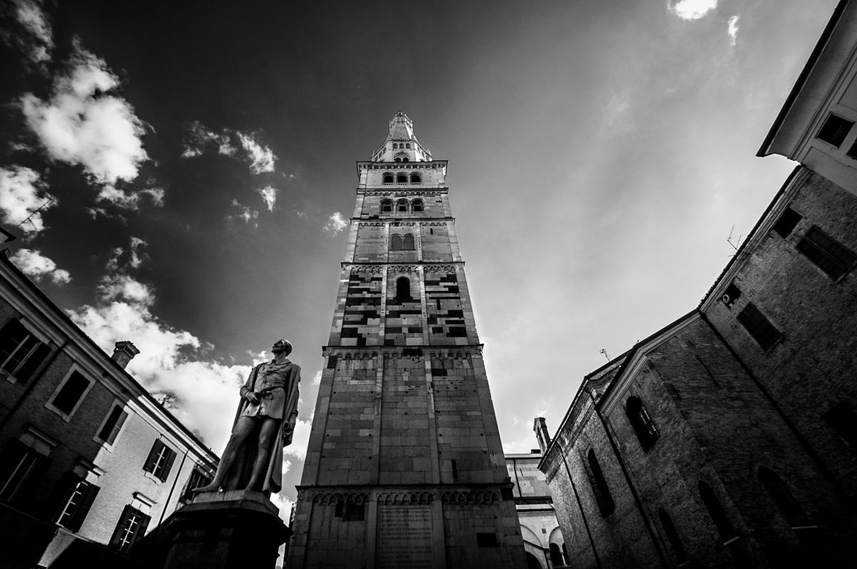 Modena in bw - Lara zanarini - Modena (MO)