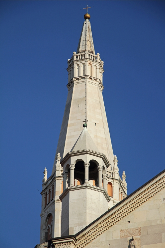Torre Ghirlandina e Duomo di Modena 03 - Francesco Morelli - Modena (MO)