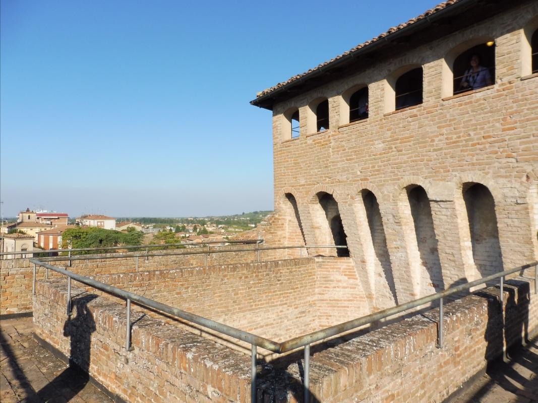 Mirco, Castello di Vignola, scorcio panoramico - Mirco Malaguti - Vignola (MO)