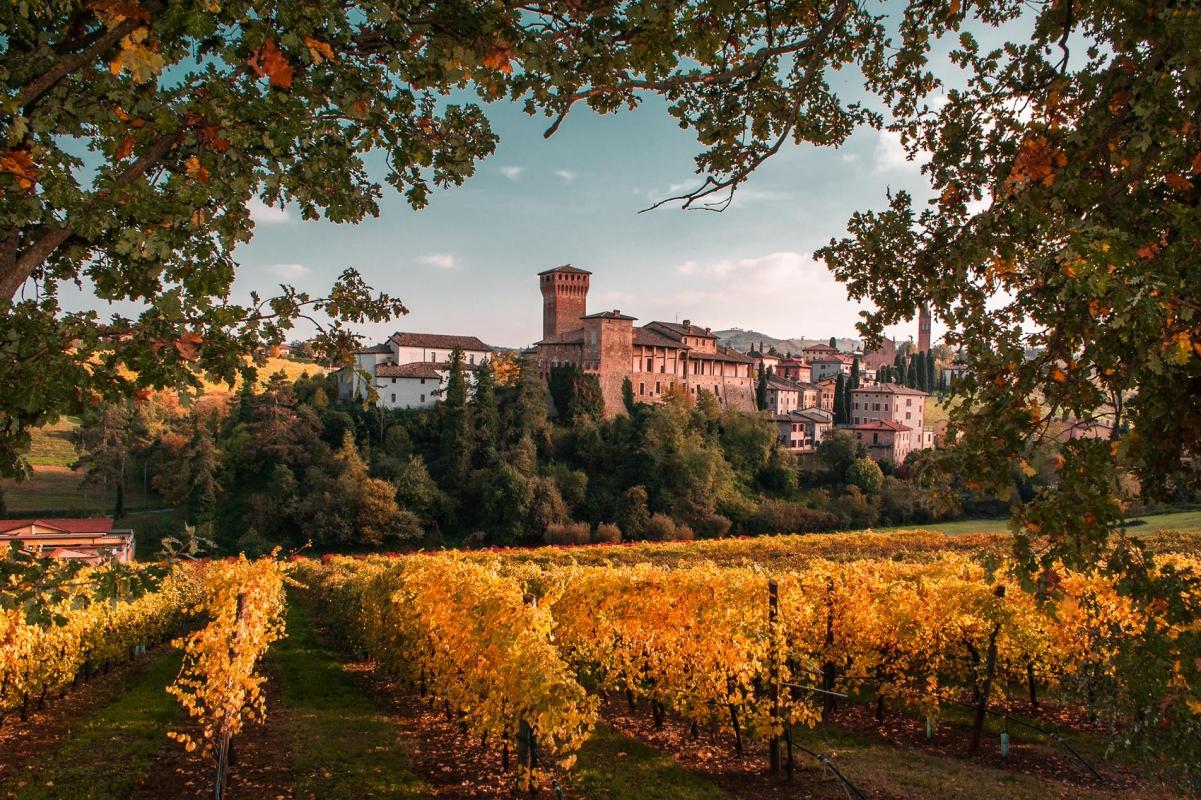 Autunno a Levizzano Rangone - Angelo nastri nacchio - Castelvetro di Modena (MO)