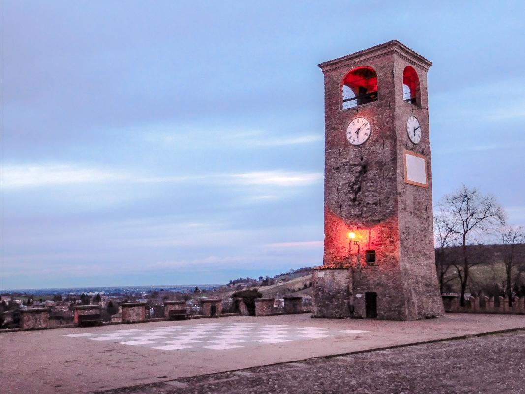 Torre dell'Orologio, Castelvetro di Modena - Luca Nacchio - Castelvetro di Modena (MO)