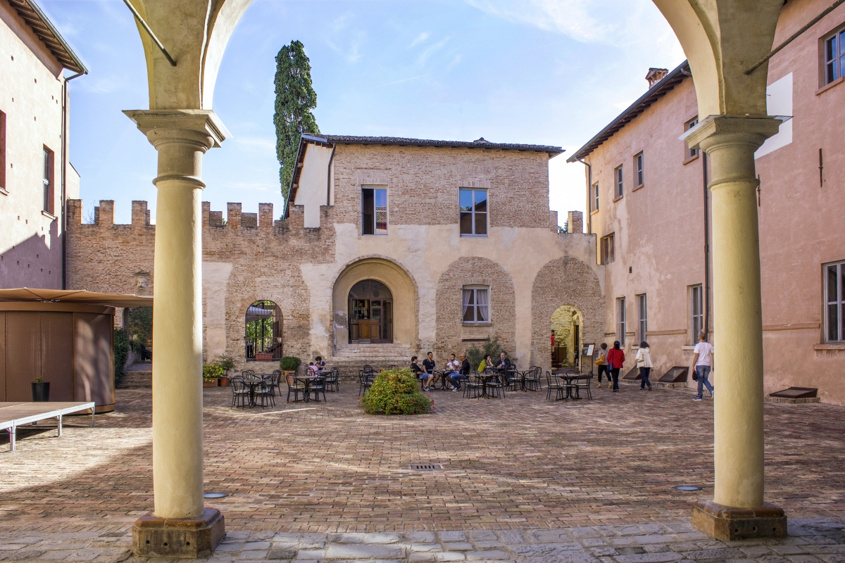 Castello di Spezzano (3)-2 - Ovikovi - Fiorano Modenese (MO)