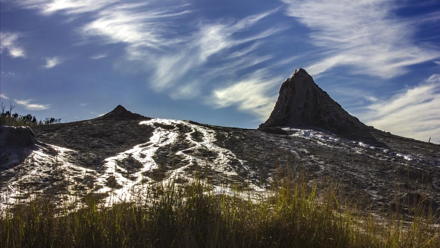 Riserva naturale regionale delle Salse di Nirano-1 - Ovikovi - Fiorano Modenese (MO)