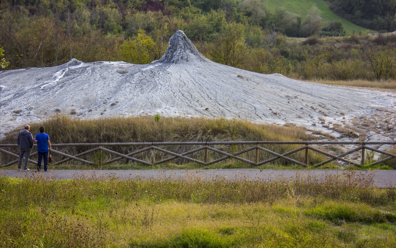 Riserva naturale regionale delle Salse di Nirano-4 - Ovikovi - Fiorano Modenese (MO)