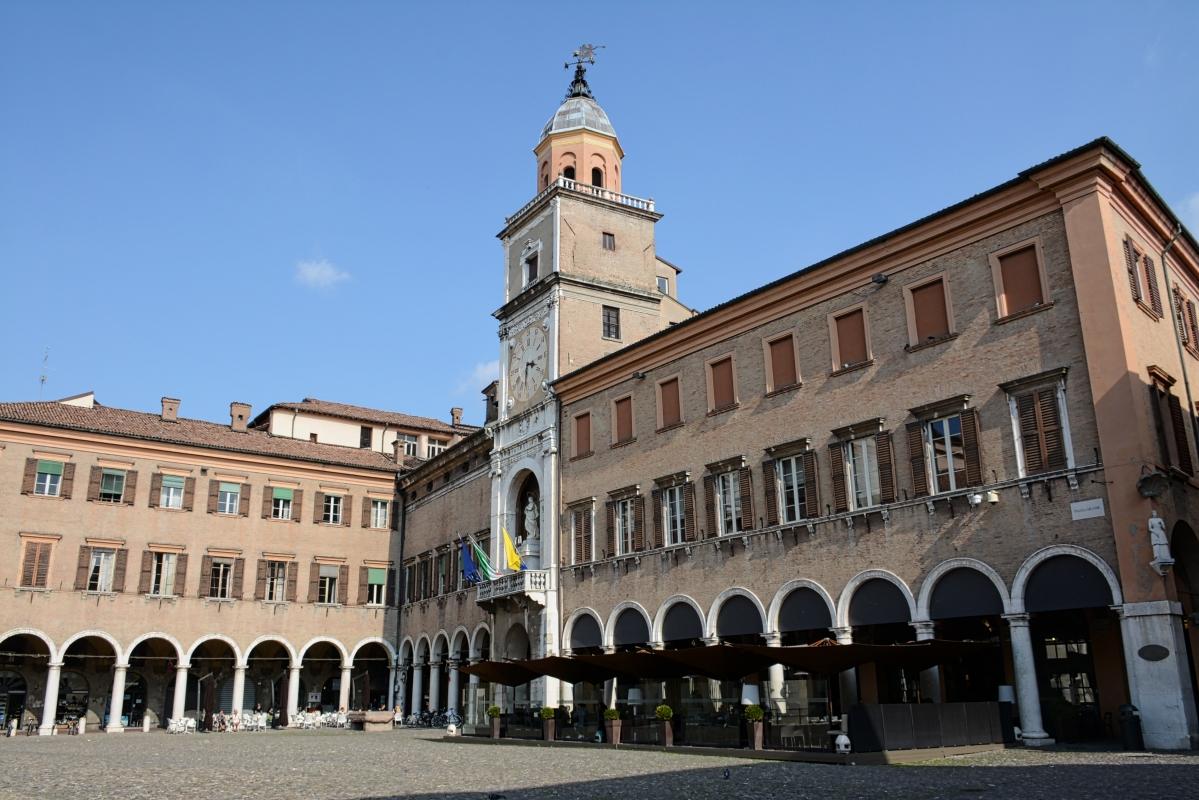 Modena Palazzo Comunale 2 - Giorgio Ingrami - Modena (MO)